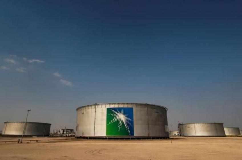 saudi aramco profit dividend payout
