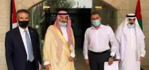 saudi border envoy traffic interior