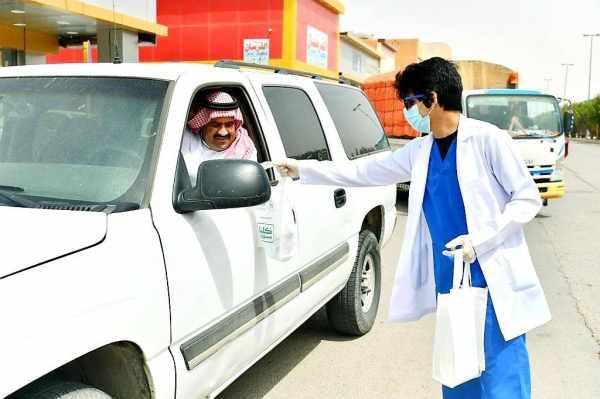 saudi cases recovery covid kingdom