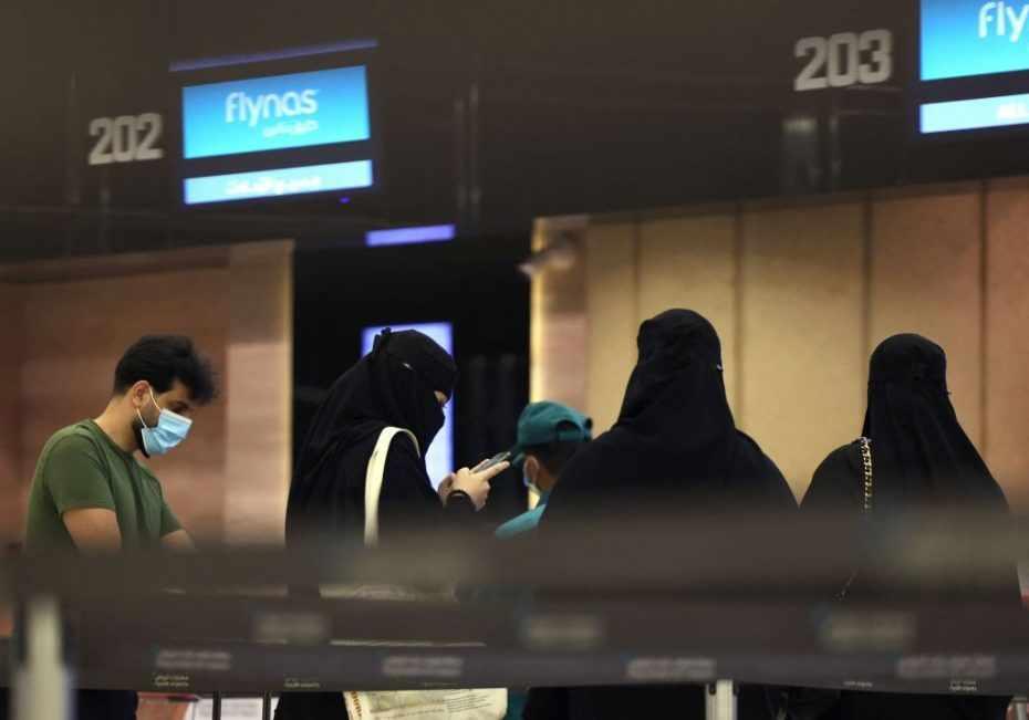 saudi covid citizens country