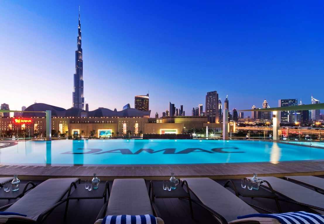 saudi damac chairman presence kingdom