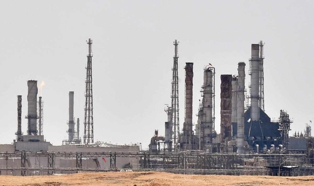 saudi deficit percent oil