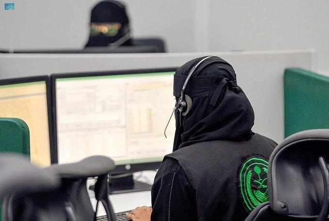 saudi female workers good any