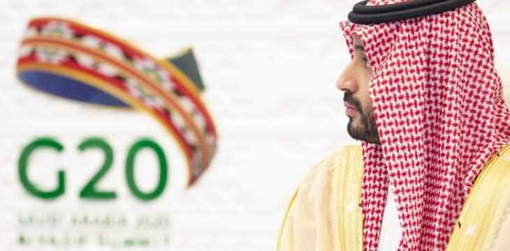 saudi g20 crown prince summit