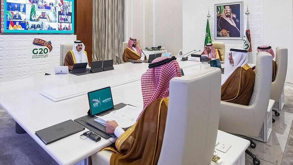 saudi g20 summit planes mark