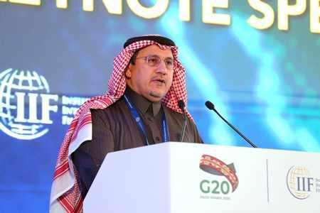 saudi governor outlook
