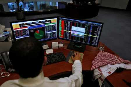 saudi gulf index markets oil