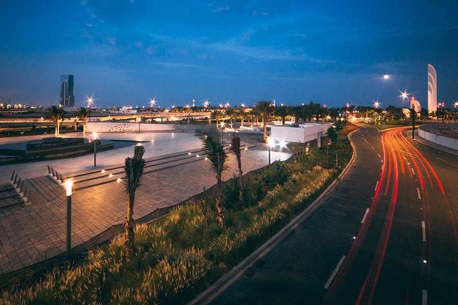 saudi ministry system transport road