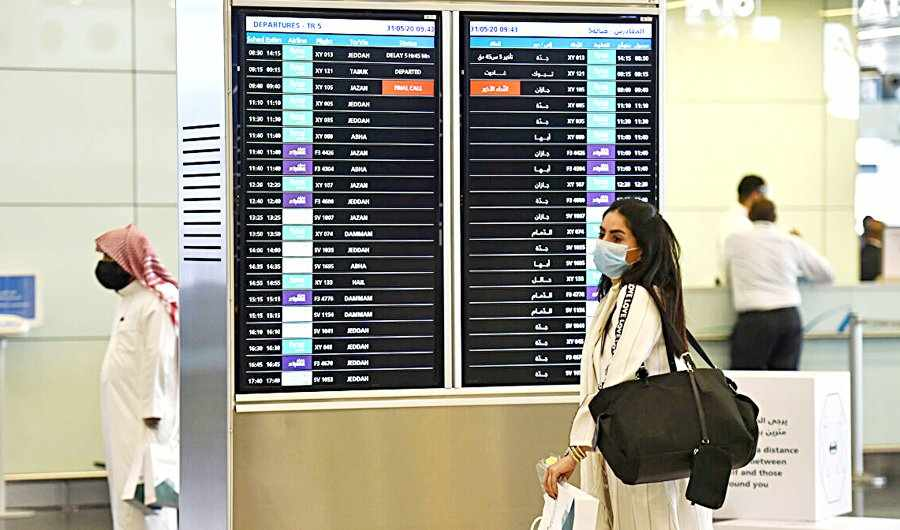 saudi safety tourists international flights