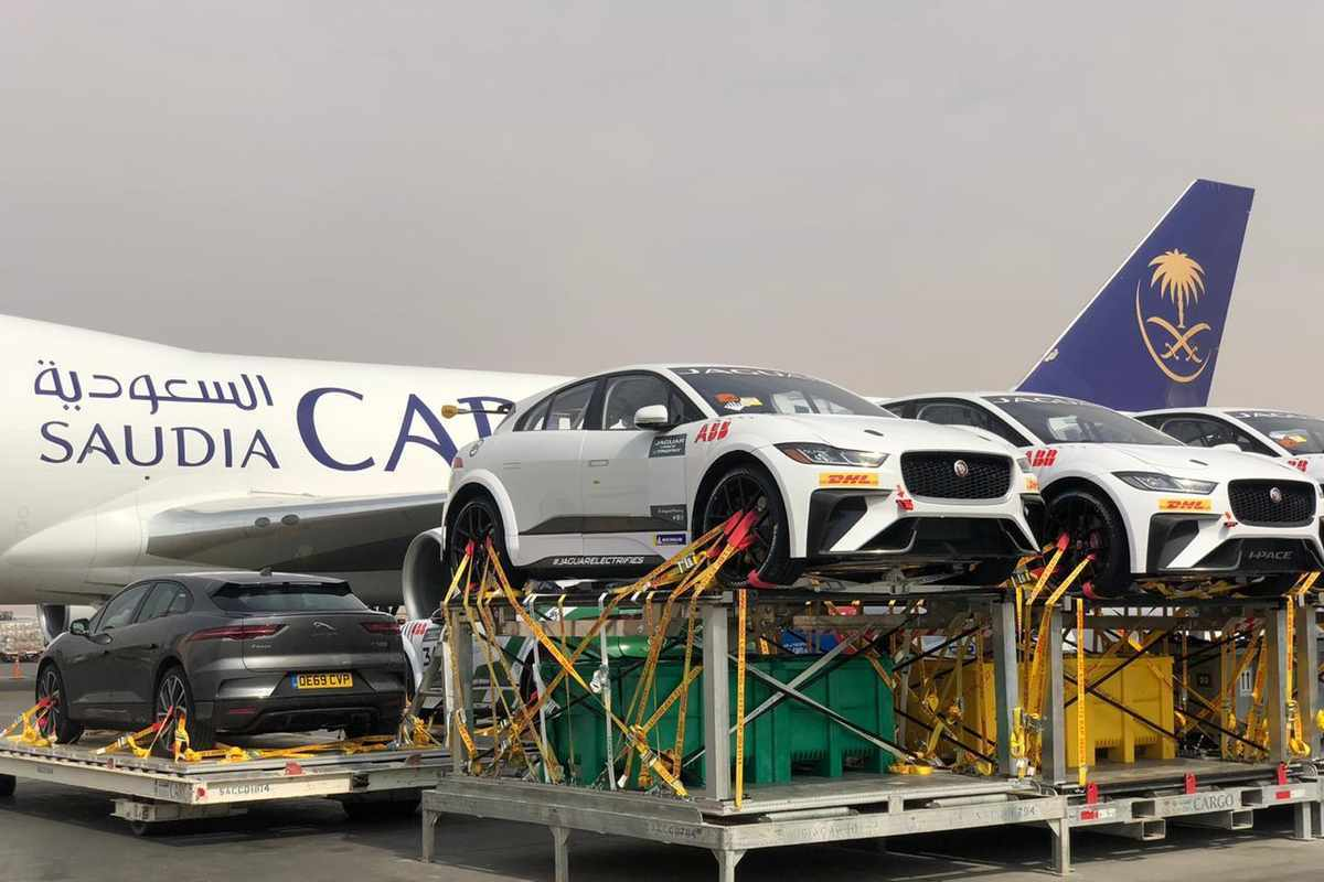 saudi saudia cargo pandemic