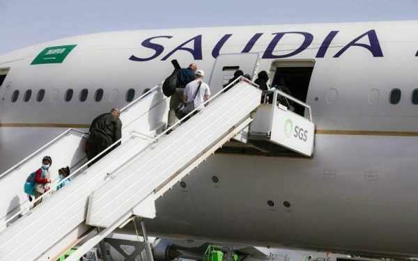 saudi saudia flights preparations international
