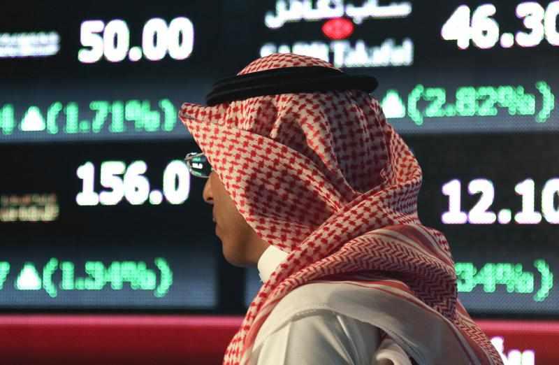 saudi stock market trading technical