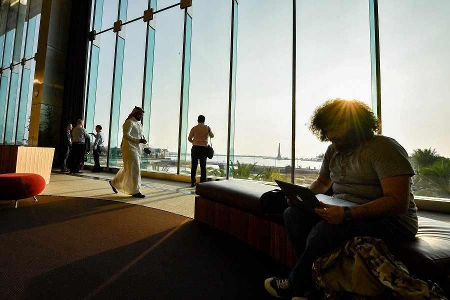 saudi technology employment impact complaints