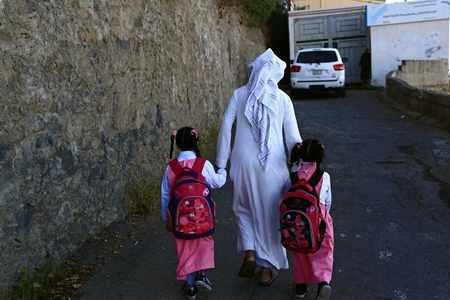 saudi-arabia schools distance precaution virus