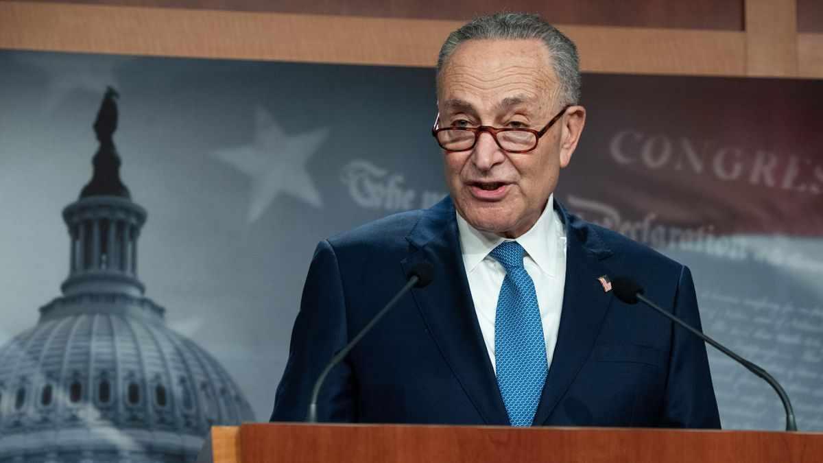 schumer stimulus trump impeachment
