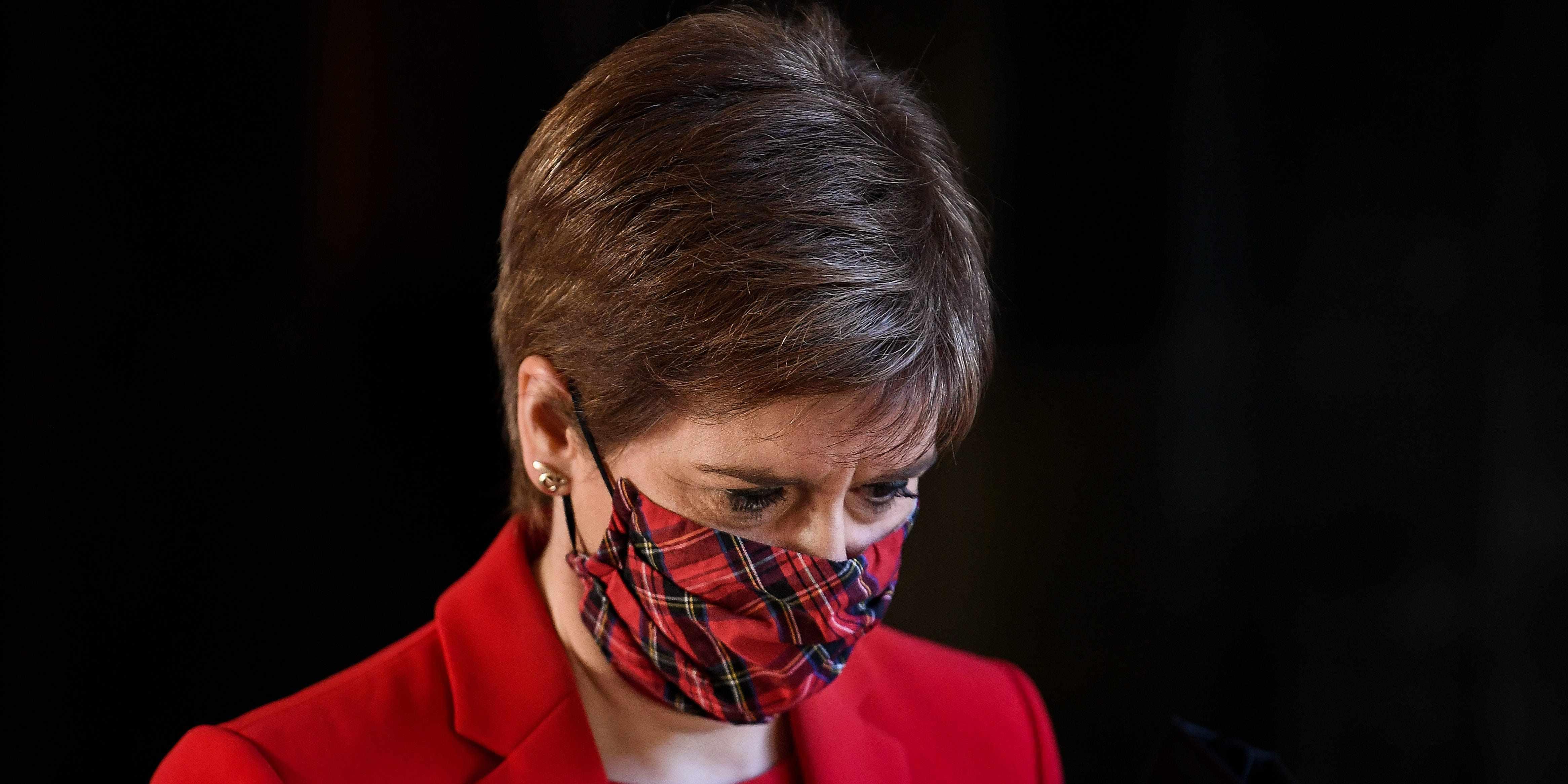 scotland coronavirus national nicola sturgeon