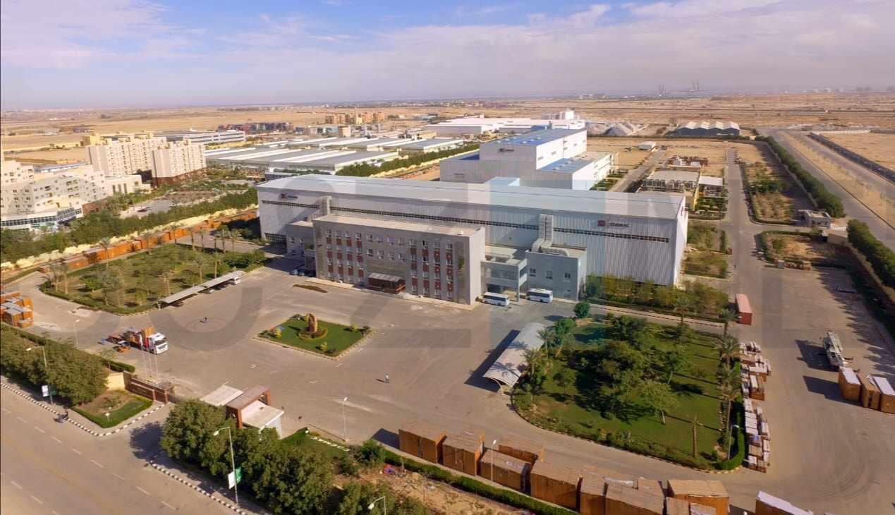 sczone agreement mercedes logistic center