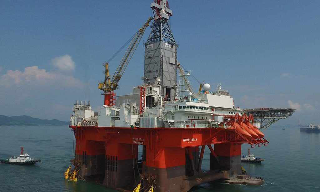 seadrill transocean consortium bankrupt competing