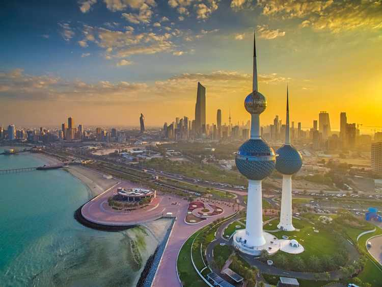 kuwait security guards technology expat