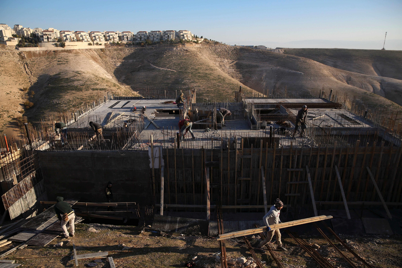 settlement west bank