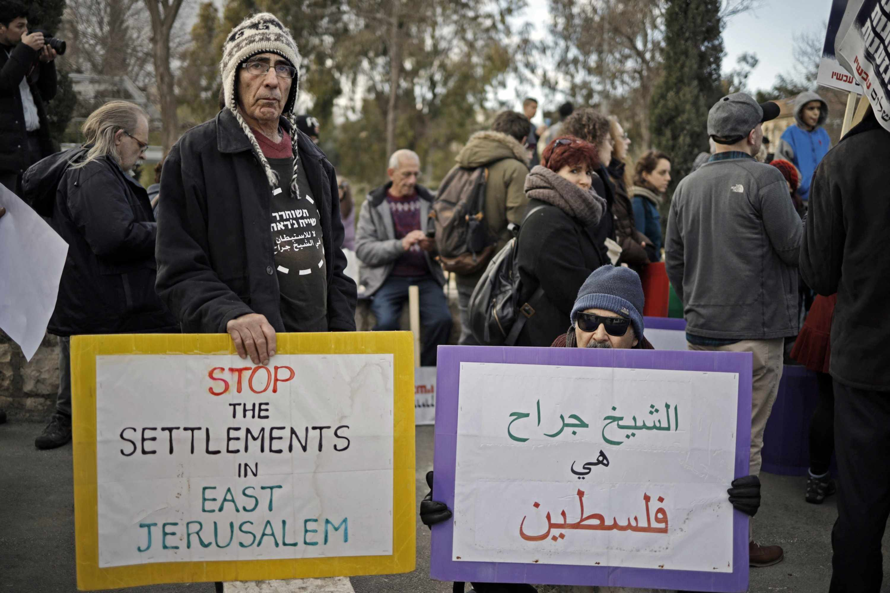 settlers anger east jerusalem homes