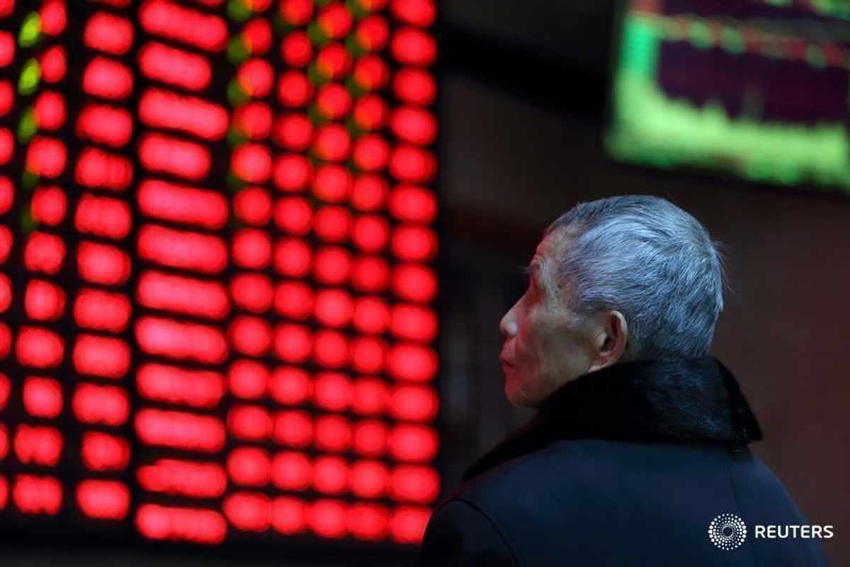 shares dollar outlook asian range