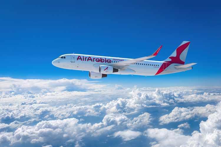 sharjah air-arabia flights arabia sarajevo