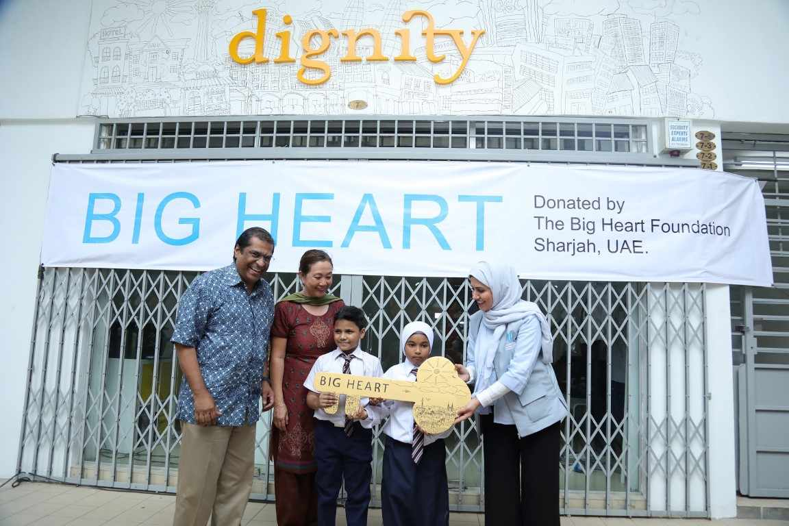 sharjah heart wonders foundation students