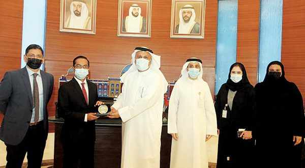 sharjah malaysia trade investment relations