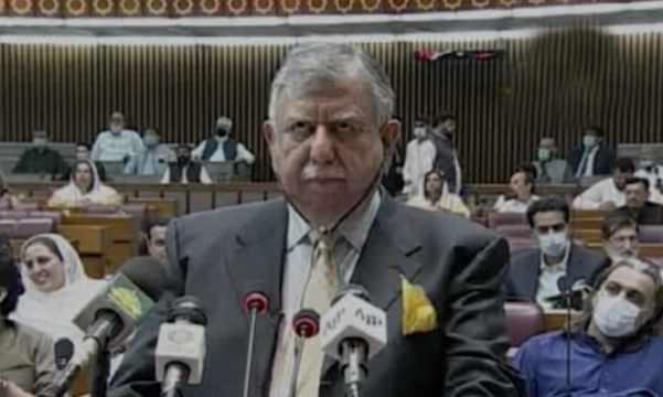shaukat tarin budget pakistan gdp