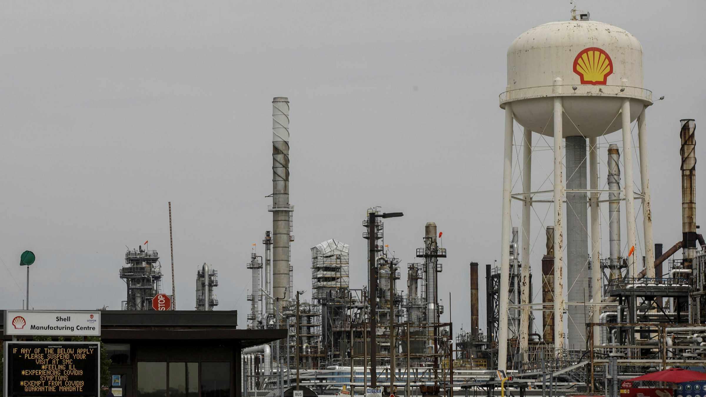 shell energy transition plan dutch