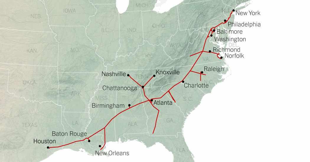 shutdown colonial pipeline analysts impact