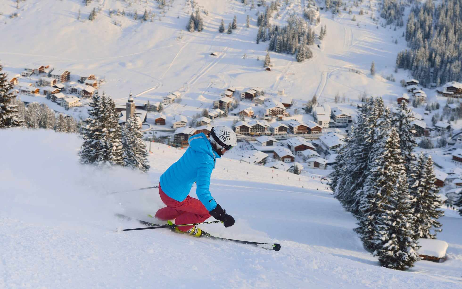 ski resorts hassle holidays built