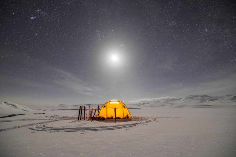 ski winter tourism khan resort