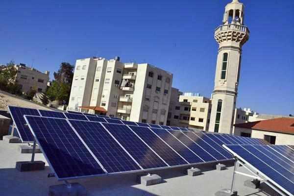 solar, heaters, energy, menafn, jordan,