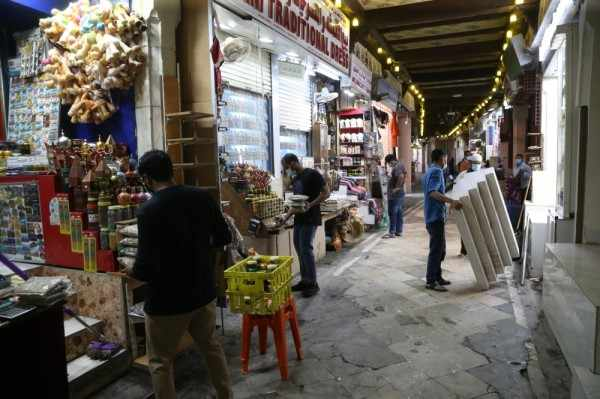 souq muttrah business owners covid