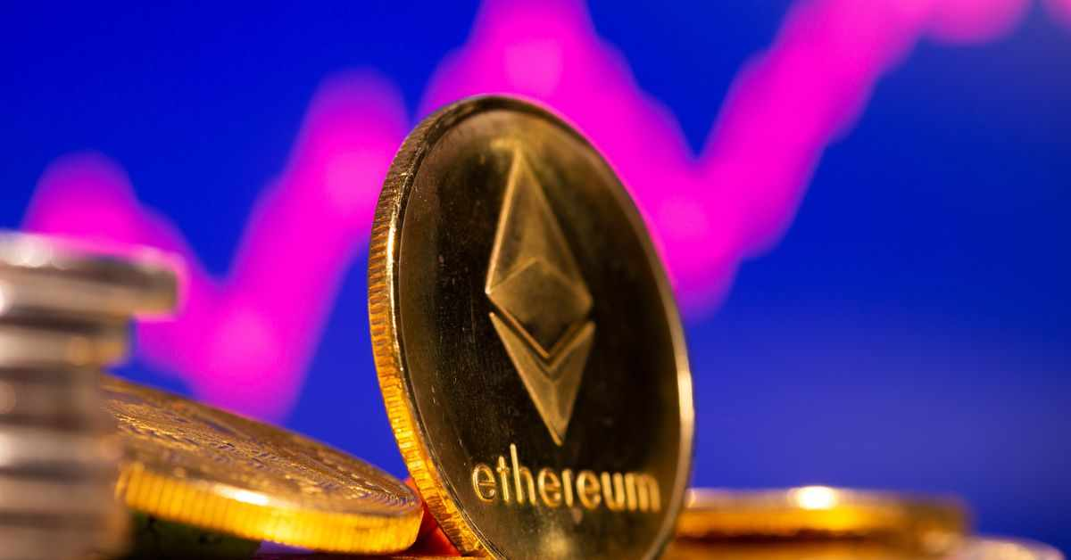 speculative ethereum excess market