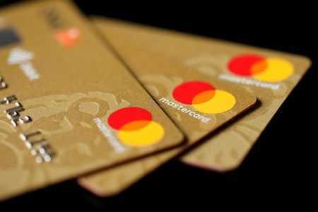 spending mastercard shift commerce percent