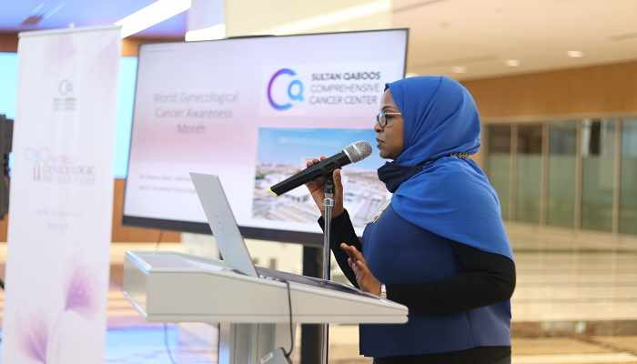 sqcccrc, women, oman, oncology, cancer,