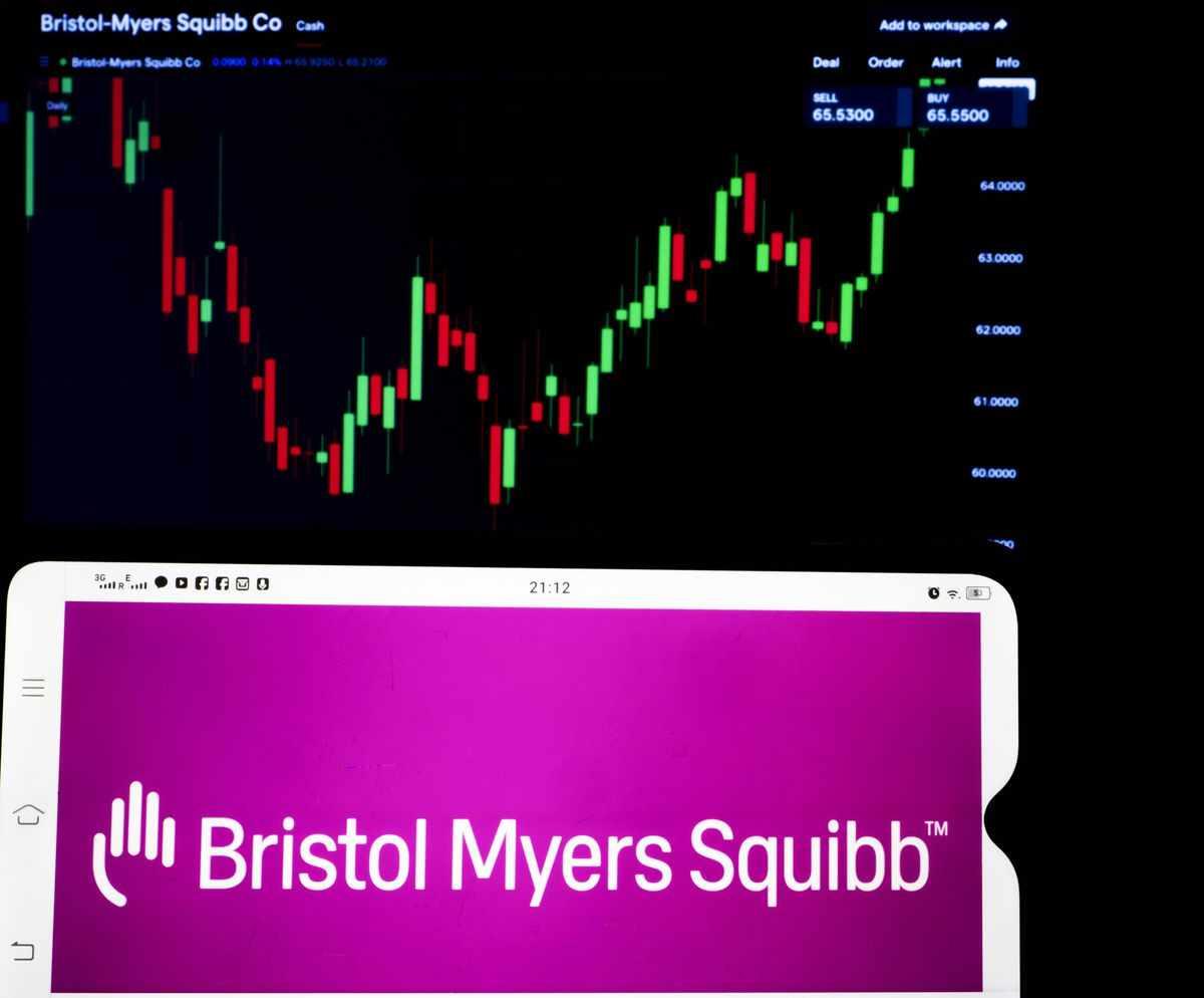 stock bristol myers squibb