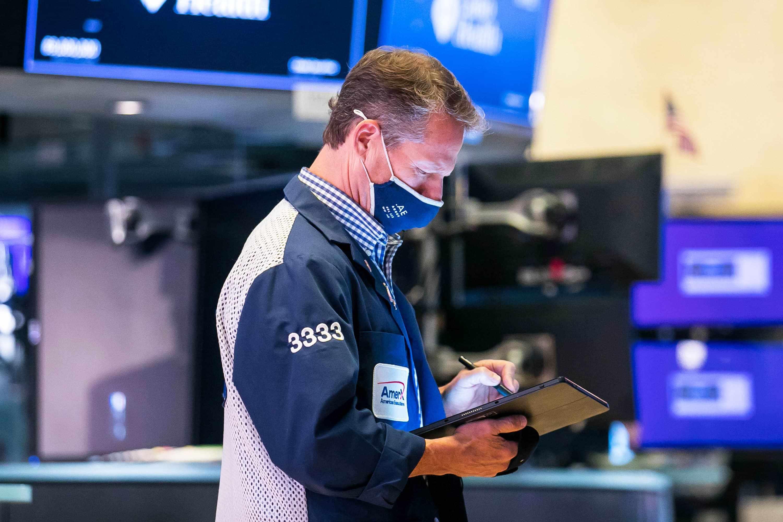 stock market again record premarket