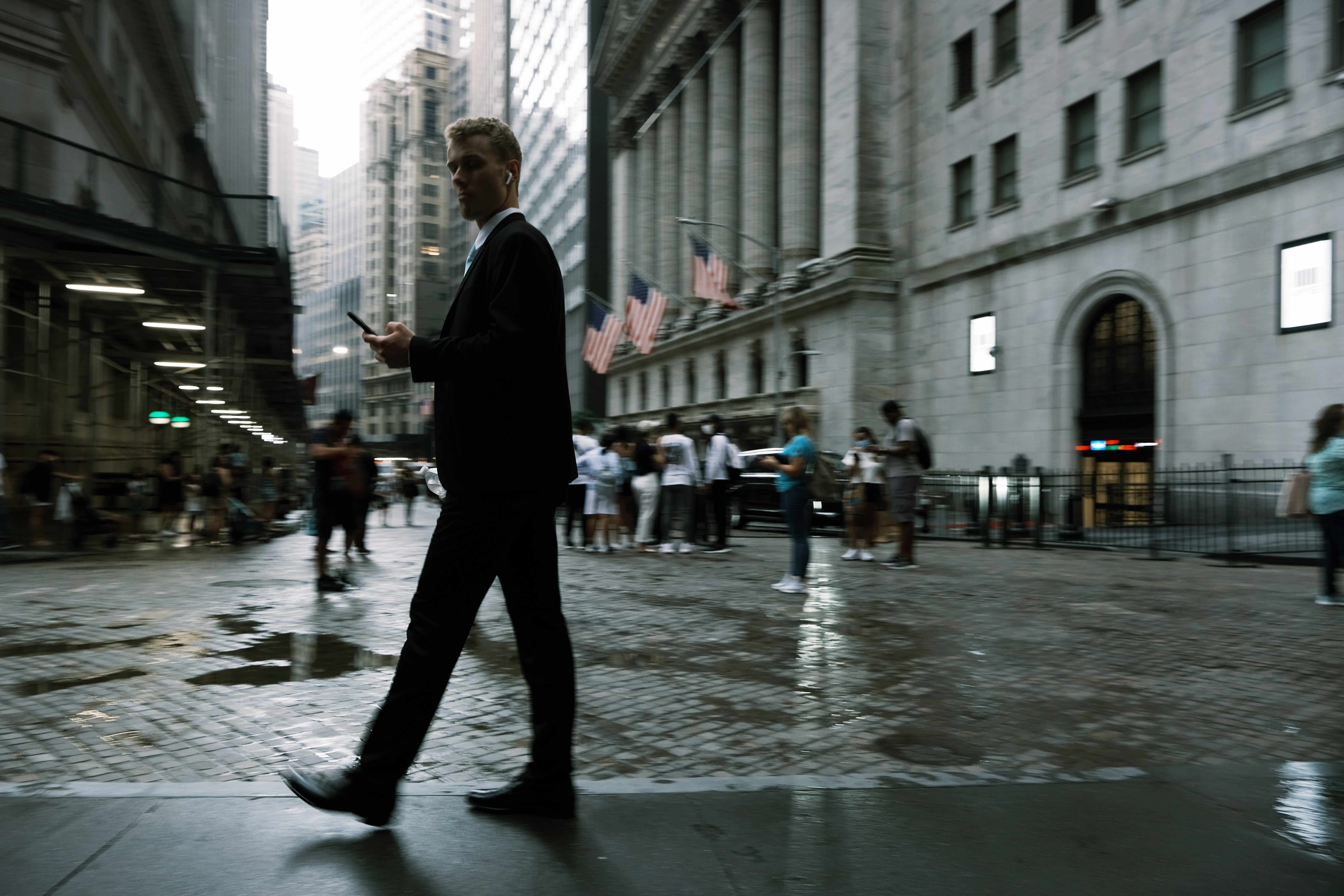stock market delta rebound going