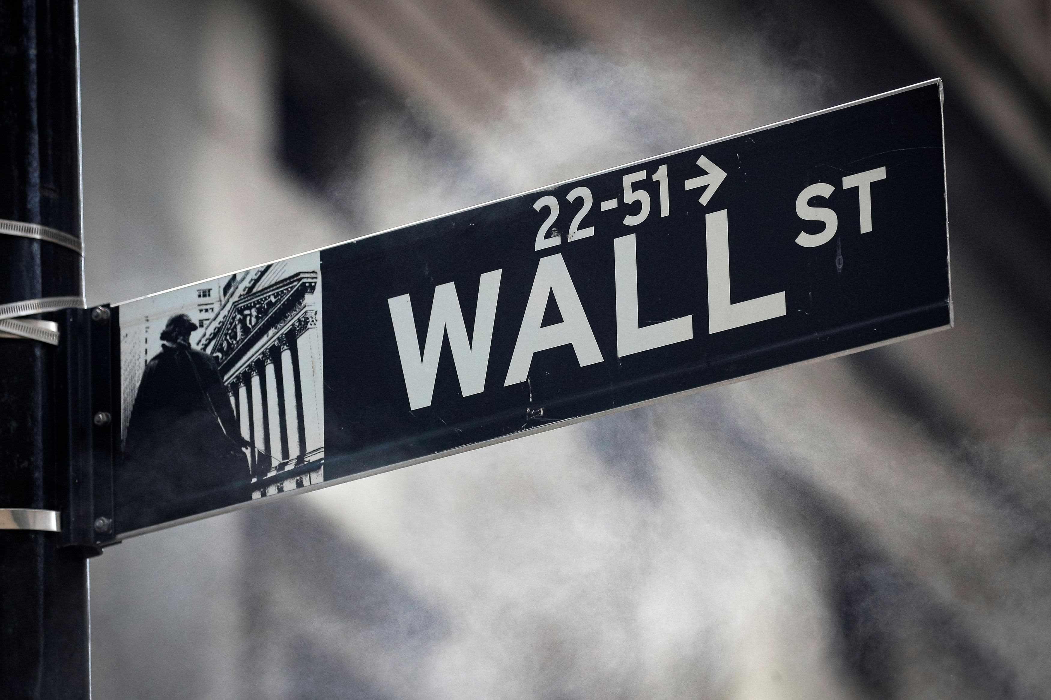 stock market february dow nasdaq