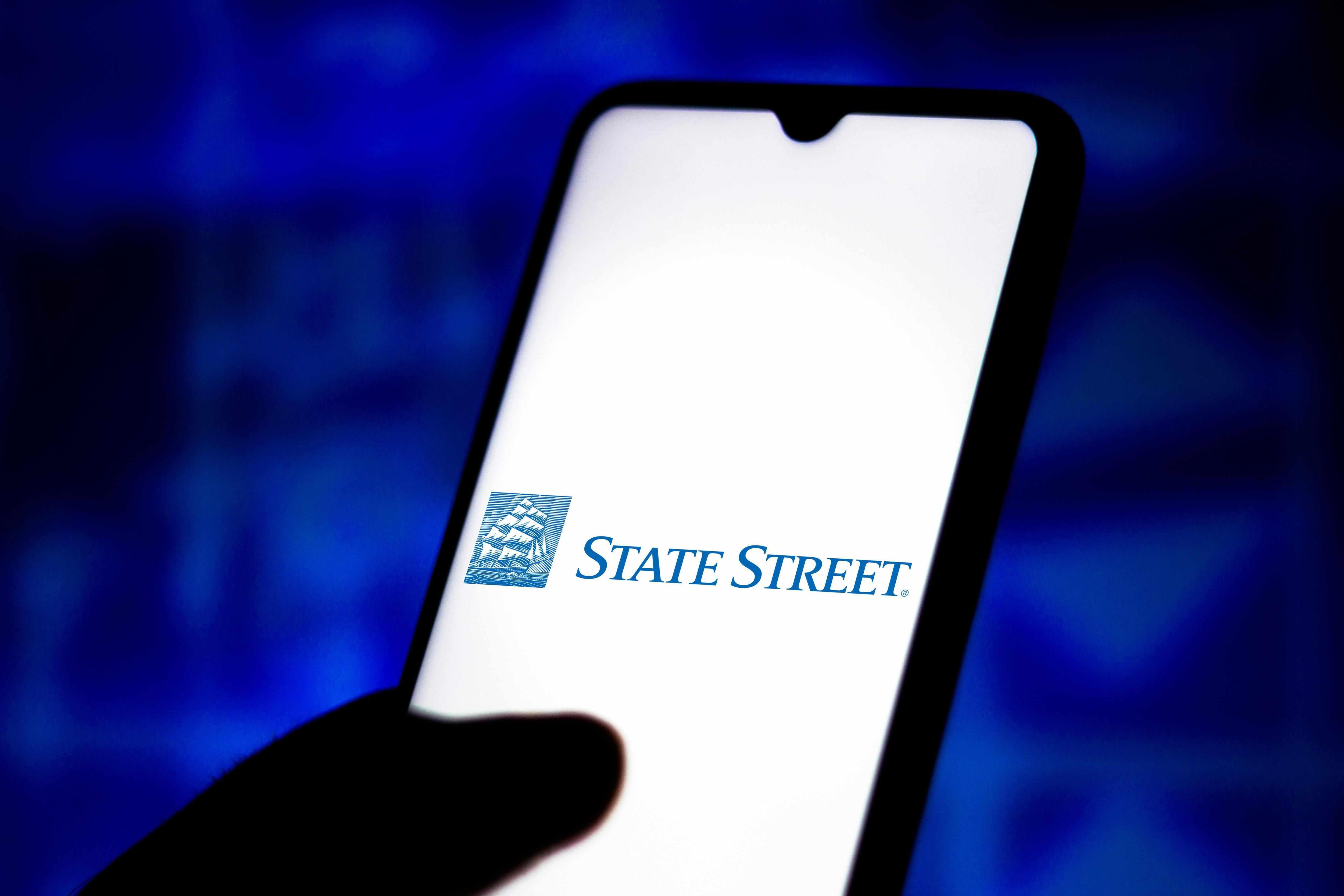 stock state street stt getty