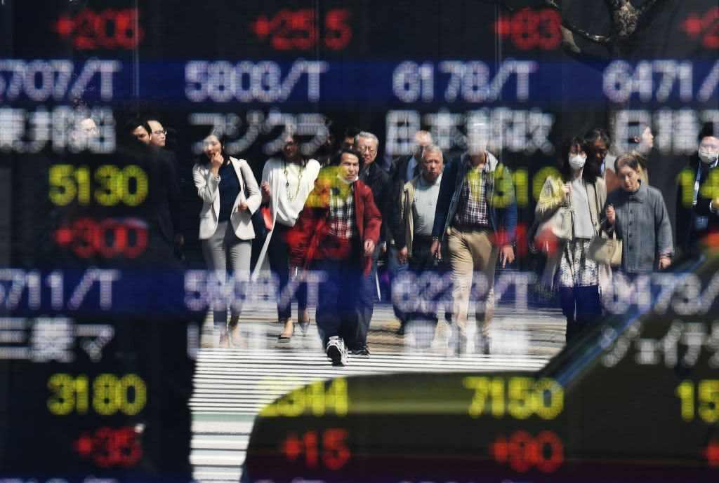 stocks asia pacific markets cautious