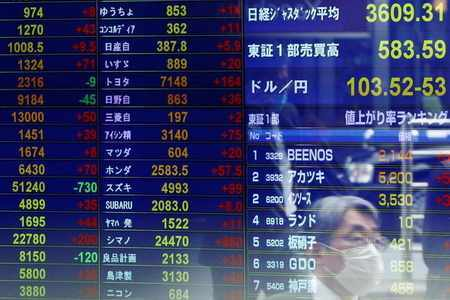 stocks commodities asian investors inflation
