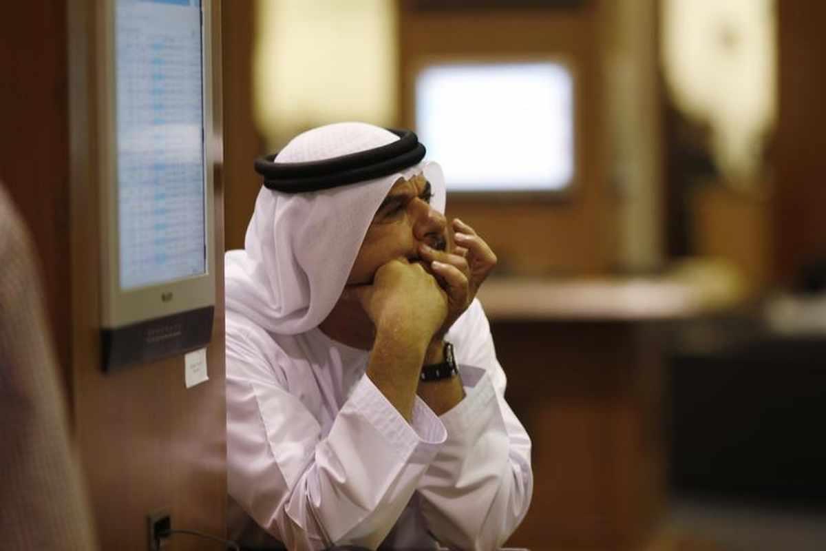 stocks mideast factors state