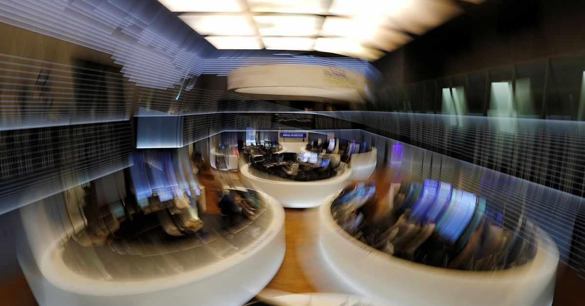 stocks reuters linger shares