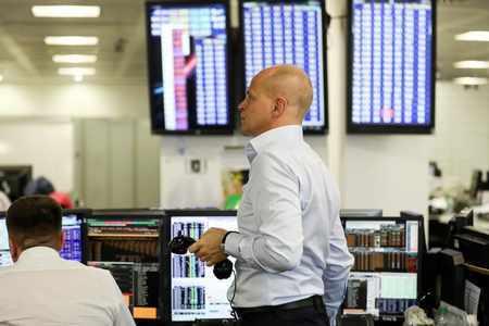 stocks tech slide were yields