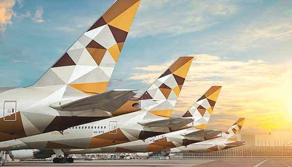 Etihad Structure airline organisational business